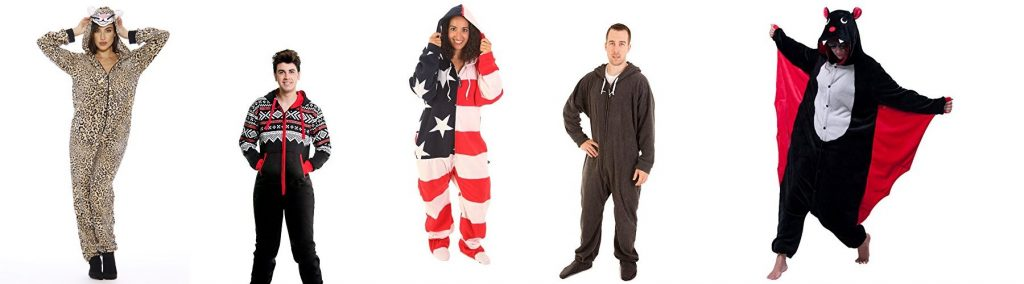 Onesie Pajamas for Adults